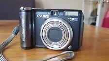 Canon PowerShot A640 10MP Digital Camera full working order! #01