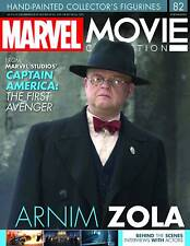 "MARVEL MOVIE COLLECTION #82 ""CAPTAIN AMERICA: ARNIM ZOLA"" FIGURINE (EAGLEMOSS)"