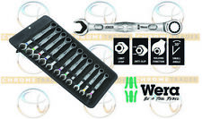 RATCHETING COMINATION SPANNER SET 11 PIECE JOKER WRENCH RATCHET FROM WERA TOOLS