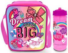 JoJo Siwa Lunch Bag/Box and Flip 'n' Flow Bottle (590ml) | JoJo Siwa Lunchbox
