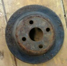 Dodge, WC 51, WC 52, Wter pump pulley