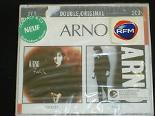 ARNO Ratata/ Arno 2CD NEUF