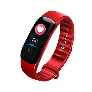 Waterproof Smart Sports Bracelet Aximeter Step Counting Sleep Watch