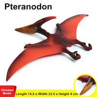 Pteranodon Model Pterosaur Figure Dinosaur Figure Animal Collector Kid Toy Gift
