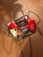 Weber 6482 Poultry Roaster (Beer Can Chicken)