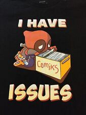 "Marvel Deadpool T shirt ""Large"""