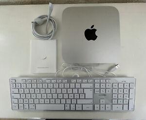 Apple Mac Mini 500GB SSD - Version 2014