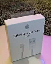 Boxed Genuine Official Apple Sync Charger USB Data Cable For iPhone 6s 6s plus