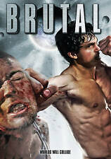 Brutal,Excellent DVD, Jeff Hatch, David Mattey, Morgan Benoit, Donald Lawrence F