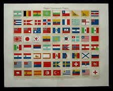 1897 ORIG.COLOR CROMOLITO=PAVESI-SEGNALI INTERNAZION. I