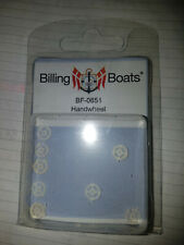 BILLING BOATS - BF-0651 Hand Wheel 7mm (10) BRAND NEW