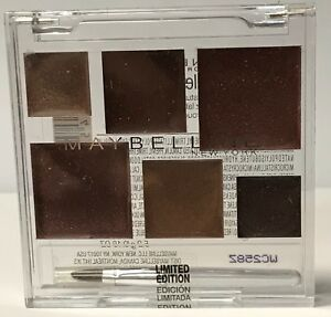 Maybelline Holiday Lip Palette Beaming Bronze  (Sealed )