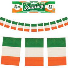 Giorno di San Patrizio - Decorazioni - 4 Metri Irlandese Bandierine