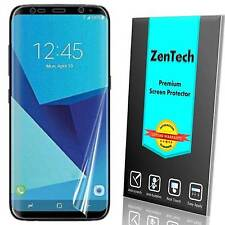 2X ZenTech® Samsung Galaxy S9 [FULL COVER] Clear Screen Protector Film Cover