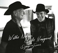 Willie Nelson and Merle Haggard - Django & Jimmie [New CD]