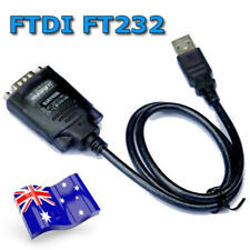 iBuffalo FTDI FT232 USB to serial RS232 COM Converter Adapter Cable Win10/8 MAC