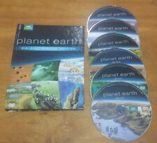 Planet Earth: The Complete Collection (DVD) 6-Disc Special Edition nature series