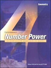 Contemporary's Number Power 4: Geometry: a real world approach to math The Numb