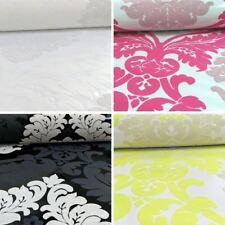 New AS Creation Damask Pattern Wallpaper Floral Leaf Embossed Glitter Motif Roll
