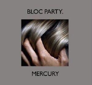 BLOC PARTY: MERCURY - 6 TRACK CD SINGLE, HERVE, FLOSSTRADAMUS, SEALED BRAND NEW