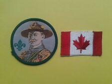 Canada Scouts Patch