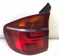 GENUINE BMW X5 E70 LCI REAR LEFT Passenger SIDE LIGHT 7227789 LED FACE LIFT