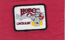Lincoln - HOBO Railroad  -  Stoffabzeichen - patch