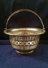 Antique Gorham Sterling Silver Basket