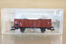 FLEISCHMANN 5730K DB marrón Güterwagen ALTA CAPACIDAD Wagon 471125 Menta En Caja
