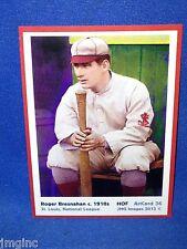 Roger Bresnahan, St. Louis, ArtCard #36 - Baseball card  of HOF player c.1910s
