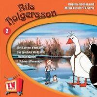 NILS HOLGERSSON - NILS HOLGERSSON-FOLGE 2; CD 9 TRACKS KINDERHÖRSPIEL NEU