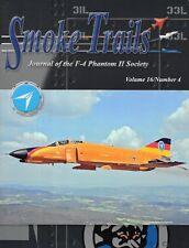 Smoke Trails V16 N4 F-4 Phantom Ramstein Artifacts US Navy Fleet Luftwaffe Dutch