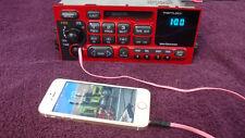 gmc Chevy Truck Silverado Suburban-MP3-INPUT-Casette radio stereo 16213825