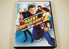 Agent Cody Banks 2: Destination London DVD Special Edition Frankie Muniz
