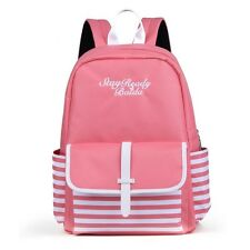Lightweight Pink Baida Backpack School Bag For Girl with Fashionable Casual Look