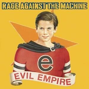 RAGE AGAINST THE MACHINE - (VINYL LP) Evil Empire