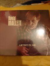 David Mallett-Artist In Me  CD NEW
