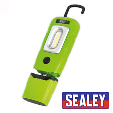 SEALEY LED3601G RECHARGABLE 360 INSPECTION LAMP 2W COB LED GREEN