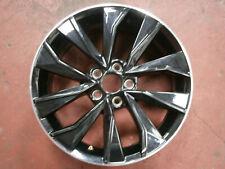 SKODA FABIA Mk3 16 INCH 16 X 7J ET46 10 Spoke Alloy Wheel P/N 6V0601025D ITALIA