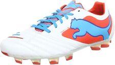 Puma Powercat 1 SL FG Mens Football Boots Soccer Cleats 278002 White UK Size 9.5
