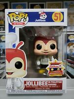 Funko Pop! Ad Icon Jollibee in Philippine Barong READY to SHIP FAST free*