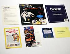 Uridium (Mindscape, 1987) - Atari ST