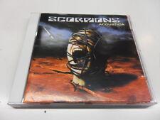 CD  Scorpions  – Acoustica