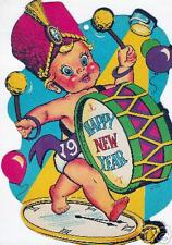 Vintage New Year'S Decoration 1950