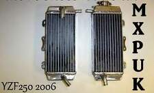 YZF250 2006 RADIATORS Performance Radiators YZF 250 06 YZ250F Rads WR250F (026)