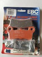 EBC FA605/4V Semi-Sintered V Brake Pads 2 Pair for HARLEY TRIKE REAR 09-13