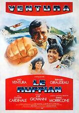 LE RUFFIAN (Lino Ventura, Bernard Giraudeau) - 160x120 cm)
