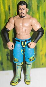 WWE Akira Tozawa Mattel Elite Wrestling Action Figure Series Network Spotlight