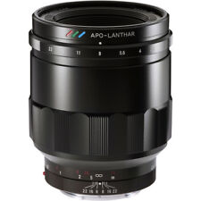 New Voigtlander MACRO APO-LANTHAR 65mm F2 Aspherical Lens for Sony E Japan Made
