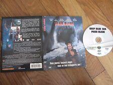 Peur bleue de Renny Harlin avec Samuel L. Jackson, DVD, Horreur